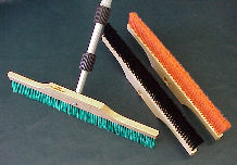Concrete Finishing Brooms