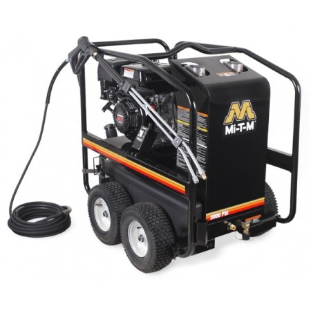 MI T M 3000 psi 2.9GPM Hot Water Pressure Washer