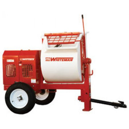 Multiquip Whiteman 7CF Poly Drum Mortar Mixer WM70PH8 Honda 8 hp