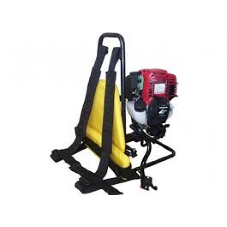 Concrete Vibrator - Backpack Style Gas Engine