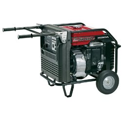 Honda EM5000iS Inverter Generator - Deluxe Series