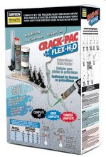Simpson Crack-Pak H20 Water Activated Crack Repair System
